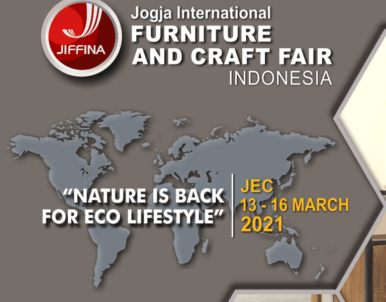 Jogja International Furniture & Craft Fair 2021